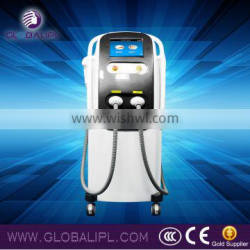 Gloden Standard 808nm Ipl Diode Laser Female Korea For Hair Removal Skin Rejuvenation Adjustable