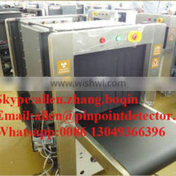 Pinpoint factory x-ray baggage inspection system,small tunnel size x ray baggage scanner