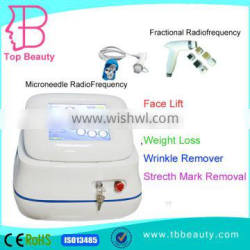 secret rf fractional microneedle rf system stretch mark removal skin tightening equipment