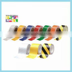 Reliable reflective sticker line tape with various types made in Japan