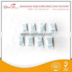 Hot selling 500g silica gel desiccant packets made in China