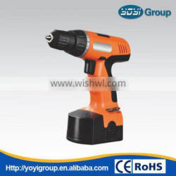 Tool set 14.4-Volt NiCad Compact Drill/Driver YJ02-14.4S2