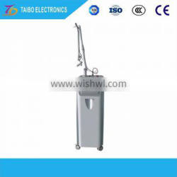 10.6um Hospital Wanted Professional Non Serviceable CO2 Glass Tube Remove Neoplasms Fractional Laser Scar Removal Machine With Mottled Dyspigmentation