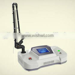 Vaginal Rejuvenation Vaginal Tightening Handpiece Fractional Medical Co2 Laser Cutting Machine With Glass Tube
