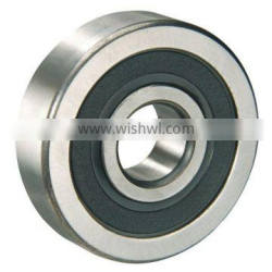 LR5307NPPU Bore 35mm OD90mm H34.9mm Sealed Precision Track Rollers Constructed with Double Row Angular Contact Ball Bearings