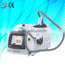 High quality best-selling portable alexandrite hair removal laser 808nm