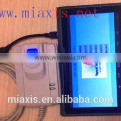 FPT 601 7 to 17 inch tablet pc touch tablet Android PC with biometic fingerprint scanner