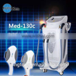 Vertical Acne Removal Sale IPL SHR Laser Medical Multifunction Skin Facial Device For Beauty Pigment Removal