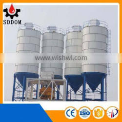 2016 new design pieces of cement silo ,bolted cement silo for sale