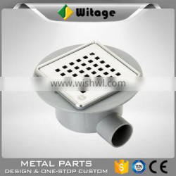 China Supplier For Home-use fast flow metal drain covers
