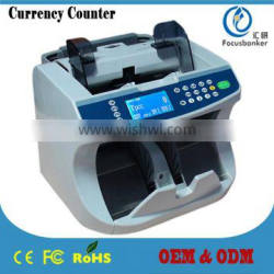 (Best Price ! ! !) Count Value of Selected Denomination Money Counter/Currency Counter for Dominican peso (DOP)
