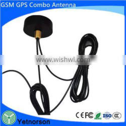 Combination GPS +GSM Antenna with Screw Mounting Combination Antenna GPS GSM Antenna