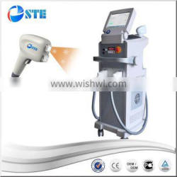 10-1400ms E-light SHR IPL System Laser Hair Semiconductor Removal Machine Diode Laser Hair Removal 808nm 810nm