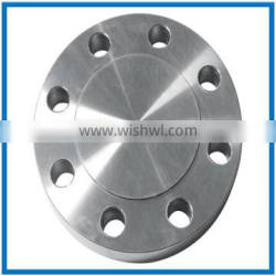 customized CNC machined flange part