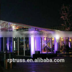 800 people party tents' decoration for romantic wedding party tent