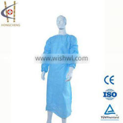 2014 Isolation Folding Sterile Disposable Surgical Robe