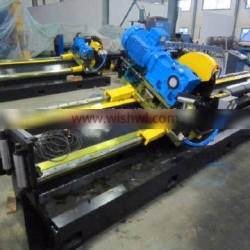 abosulute brand round duct and square duct erw pipe production line mill