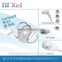 MINI Home Use Portable 6Mhz radio frequency RF skin tightening device - CE