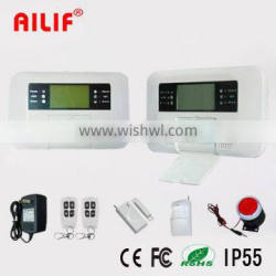 433MHz GSM Home Protection Systems