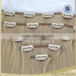 Buy Chinese products online wholesale price cheap price clip in hair pinao colour express alibaba 30 inch human hair extensions