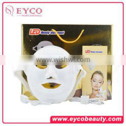 EYCO silicone led mask new product red light anti aging therapy buy red light therapy machine