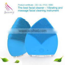 Home use electric facial pore cleaner electric body exfoliator