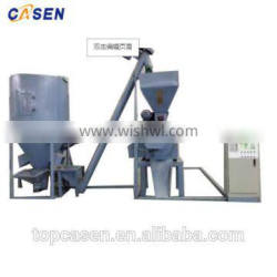4 to 6 t/h livestock cattle fodder process feed mill equipment for sale