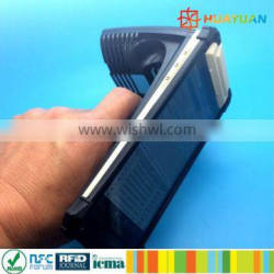 Bluetooth WiFi Barcode supported Android 6.0 RFID UHF handheld reader