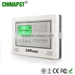 433MHZ GSM 10 Wireless & 4 Wired Zones home alarm systems china PST-GA104TCQ