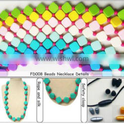 Factory Manufacturer,FDA Approved Teething Baby Necklace Breakaway Clasps