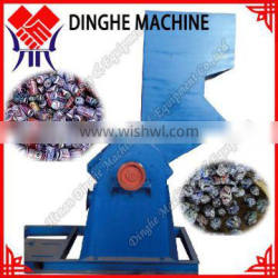 China manufacturer industrial metal crusher machine