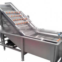 2.2kw/380v Fruit And Vegetable Washer Machine Sus304 Stainless Steel
