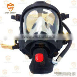Talk-Around Communication Mask with anti fog lens for military and civil defence - Ayonsafety
