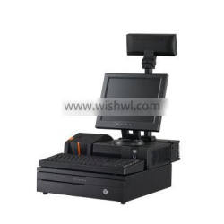 Elnada POS Manufacturer 15 inch Fanless Touch Screen POS Devices