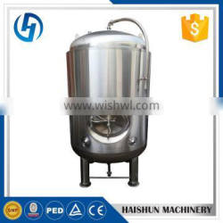 China Direct 10 barrel brewhouse fermenter serving tank