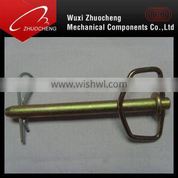 CNC stainless steel safety lock clevis pins