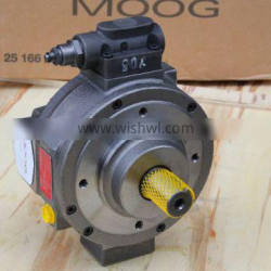 D954-2063-10 Heavy Duty Engineering Machinery Moog Hydraulic Piston Pump
