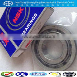 bearing with single outer ring ribs NSK roller Bearing NF212