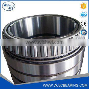 Four Row Tapered roller bearing 100TQO165-1 100 x 165 x 112 mm 8.6 kg for gearbox parts