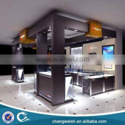 retail jewelry store display cases and furniture display