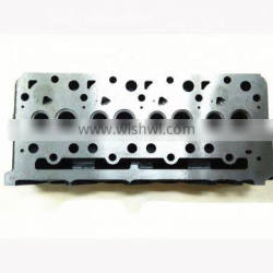 For WE engines spare parts cylinder head WE01-101-00K for sale