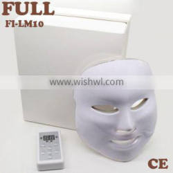 3 colors led facial mask