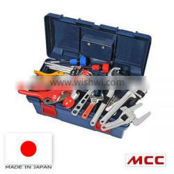 Easy to use and functions of pipe wrench for pro use, small lot order available