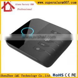 Wireless Intelligent GSM WIFI Security Alarm System Support Remote Listen-in and intercom L&L-X8