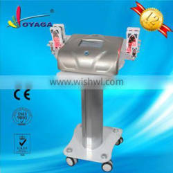 Most safe and efective 650nm diode laser lipolaser fat reduction body shaping machine VG-600L