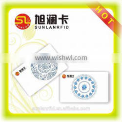 125kHz Tk4100 Plastic RFID Contactless Smart Card