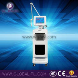 Facial Veins Treatment US407 Q-switch ND Yag Laser Machine For Tattoo Removal/wrinkles Removal Of Nd Yag Laser Treatment Pigmented Lesions Treatment