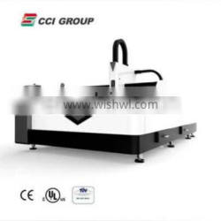 High efficiency engineers available to service fiber laser stencil fiber pipe laser cutting machine 1000w from china with CE