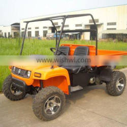 Chinese electric utility farm hunting vehicle