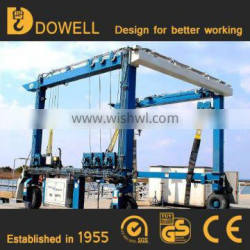 High performance mobile 200T electric boat lift